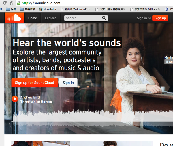 SoundCloud Hear the world s sounds